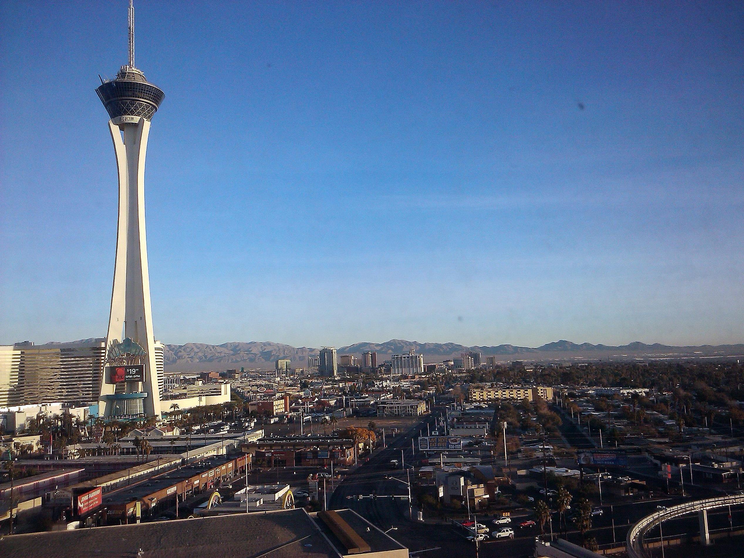 Unterkunft Las Vegas
